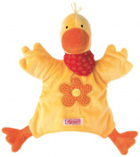 Sigikid Kuller Buller Farm Hand Puppet Duck