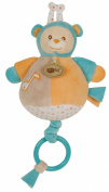 Baby Nat Capucin Musical Bear