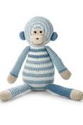Bellybutton Crochet Monkey