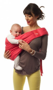 theBabaSling Cosy - Coral Baby Sling
