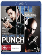 Welcome to the Punch [Region B] [Blu-ray]