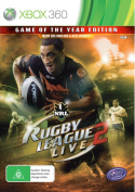 Rugby League Live 2 GOTY Edition