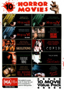 Horror Movies Pack [Region 4]
