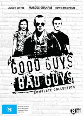 Good Guys Bad Guys: Complete Collection