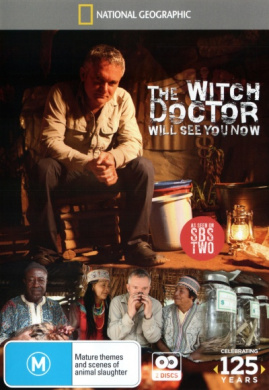 National Geographic: The Witch Doctor Will See You Now