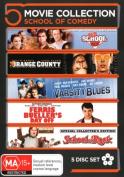 Ferris Bueller's Day Off / Old School (Uncut) / Orange County / School of Rock / Varsity Blues  [Region 4]