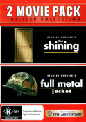 The Shining / Full Metal Jacket [Region 4]