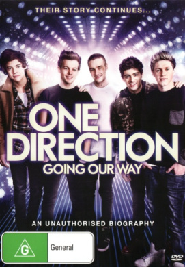 One Direction: Going Our Way (An Unauthorised Biography)
