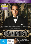 The Great Gatsby (DVD/UV) [Region 4]
