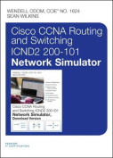CCNA Routing and Switching ICND2 200-101 Network Simulator, Access Card