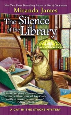 The Silence of the Library: A Cat in the Stacks Mystery