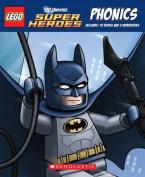 Lego DC Universe Super Heroes Phonics Boxed Set