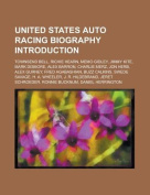 United States Auto Racing Biography Introduction