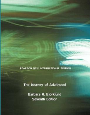 Journey of Adulthood: Pearson New International Edition