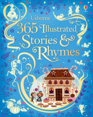 365 Illustrated Stories and Rhymes (Illustrated Story Collections)