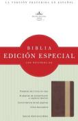 Rvr 1960 Edicion Especial Con Referencias, Bronce/Tostado Simil Piel [Spanish]