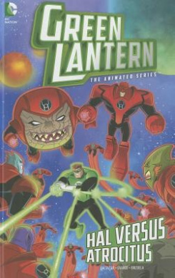 Hal Versus Atrocitus (Green Lantern: The Animated)