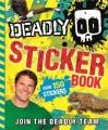 Deadly Sticker Book
