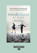 Mindfulness at Work