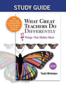 What Great Teachers Do Differently, Seventeen Things That Matter Most, 2nd Edition