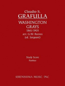 Washington Grays: Study Score