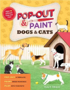 Pop-Out & Paint Dogs and Cats