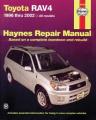 Toyota RAV4 Automotive Repair Manual
