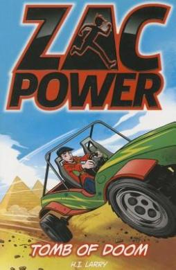Zac Power - Tomb of Doom (Zac Power)