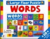 Words Large Floor Puzzle (Aus/UK)