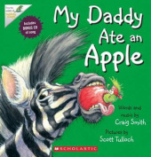 My Daddy Ate an Apple + CD