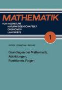 Grundlagen Der Mathematik, Abbildungen, Funktionen, Folgen