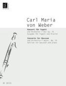 Bassoon Concerto in F Major Op. 75