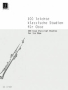 Easy Classical Studies for Oboe