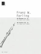 48 Studies for Oboe: UE17514