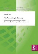 Tax Accounting in Germany
