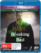 Breaking Bad: The Final Season [Region B] [Blu-ray]
