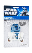 Joy Toy Star Wars 100243 Talking 'R2D2' Plush Key Chain 10 cm