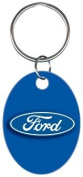 Ford Blue Oval Keychain