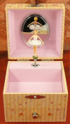Trousselier Ballerina Music Box With Drawer
