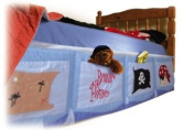 Pirate Bed Tidy