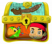 Jake And The Neverland Pirates UVA Fragola Rest Set with Fleece Blanket