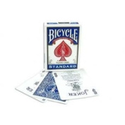 Bicycle Playing Cards, Poker Size, Blue Back