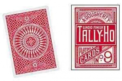 Tally Ho Circle Back Red Deck