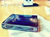 Artifice Deck, Bicycle Playing Cards by Ellusionist, blue