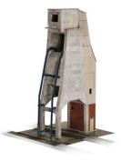 A13 Superquick Ash Plant - 1/72 OO/HO - Card Model Kit