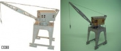 Dapol Model Railway Dockside Crane Plastic Kit - OO Scale 1/76
