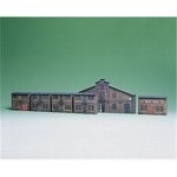 Auhagen 42506 H0/TT Relief set with 6 Industry veneers