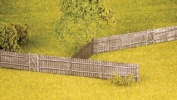Wills SS41 Feather Edge Fencing 22mm by 660mm