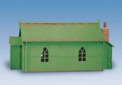 Wills SS70 Corrugated Iron Chapel