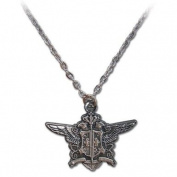 Black Butler Phantomhive Emblem Necklace